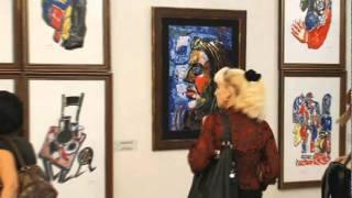 Персональная выставка З.К. Церетели в г. Самара