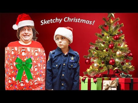 Download Youtube: Sketchy Mechanic is Home for the Christmas Holiday funny kids video