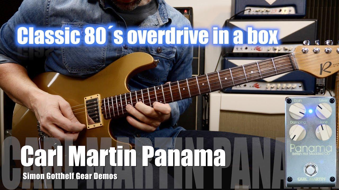 Carl Martin Guitar Effects Home Page - Carl Martin