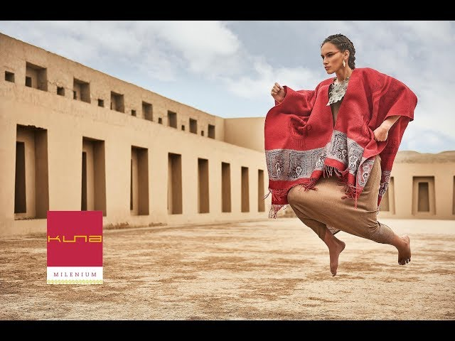 KUNA Milenium 2017 Peru Alpaca-Fashion