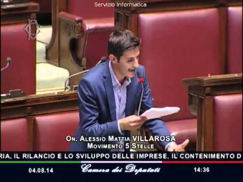 Discorso Camera Villarosa : Brunetta pdl discorso fiducia governo letta video della camera