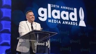 Ross Mathews Serves Up Laughs | 28th Annual GLAAD Media Awards