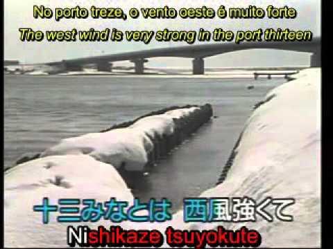 Tsugaru heya (津軽平野) - Yoshi Ikuzou (吉幾三) - karaoke