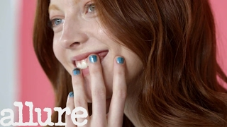 How to Get a One-of-a-Kind Custom Nail Polish in Minutes | Beauty Hacks | Allure