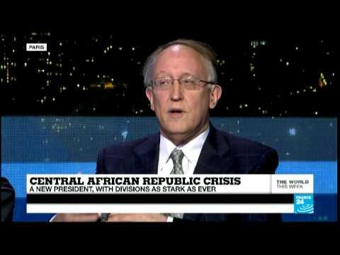 Central African Republic Crisis (part 2) - #TWTW