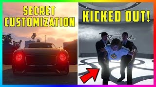 30 HIDDEN Details & SECRET Features In The GTA 5 Online Diamond Casino Update You DON'T Know About!