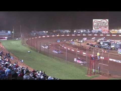 Dixie Speedway 5/27/17 Super Latemodel Feature!