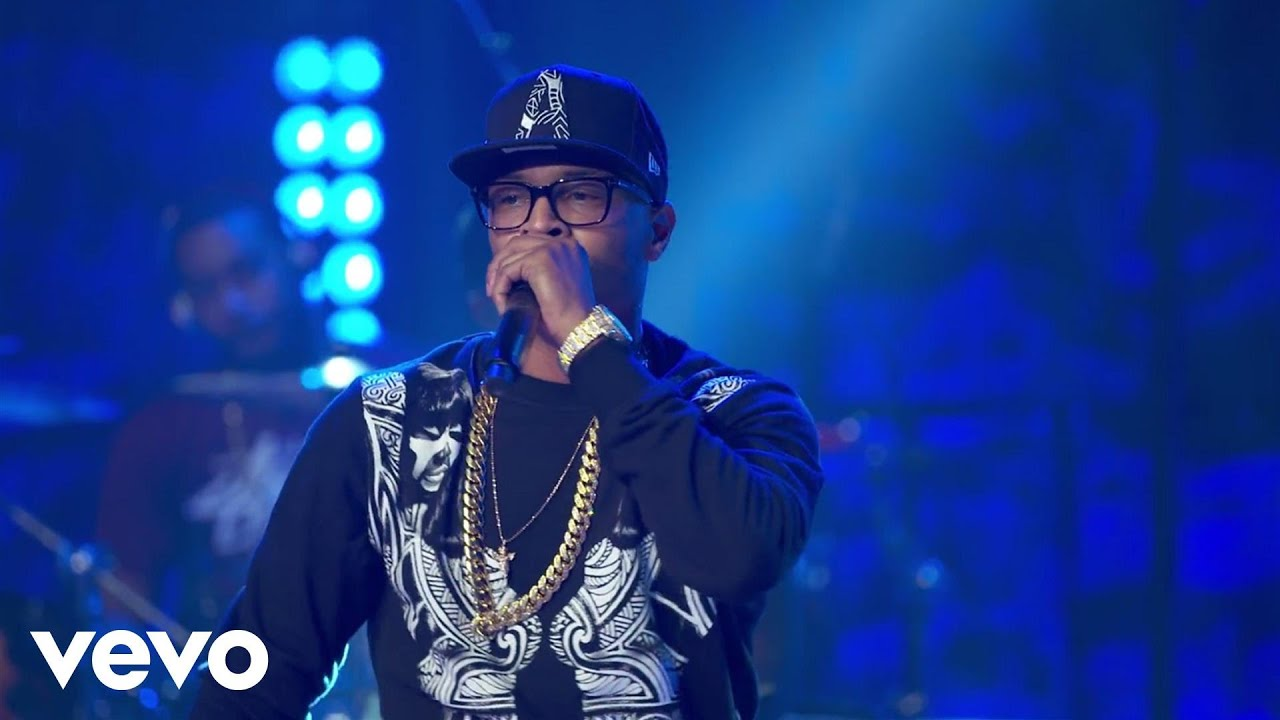 T.I. - Paperwork (Live on the Honda Stage at the ...