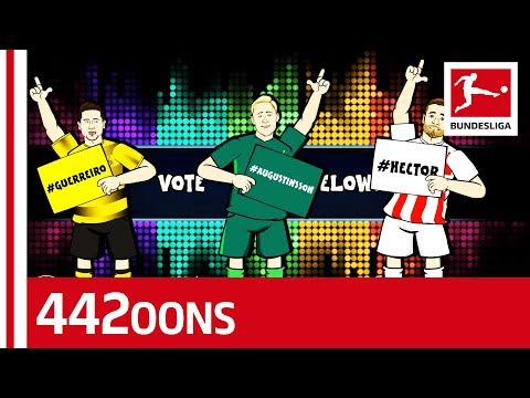 Hector vs. guerreiro! the left-back-challenge - world cup dream team rap battle - powered by 442oons