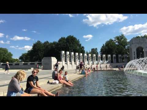 Trip to the Federal Triangle (Washington Monument & Lincoln Memorial)
