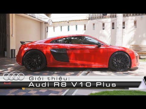Siêu xe Audi R8 từng thuộc sở hữu của ca sỹ Đông Nhi vừa về tay chơi Off Road Sài Gòn
