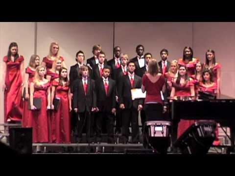 Variations on Jingle Bells Mark Hayes version.