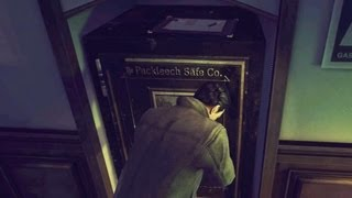 The Professional: Vito Opens Safe Without Raising Alarm. Gas Stamps. How to Switch Off (Mafia 2)