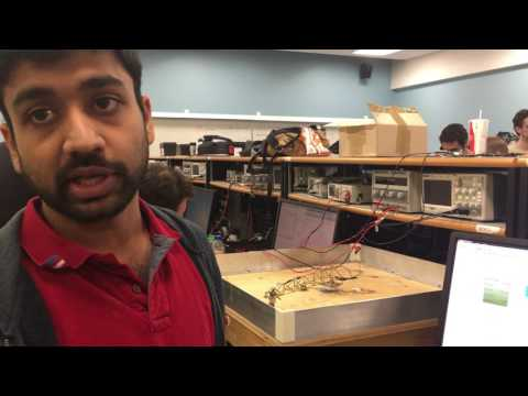 Mechatronic Systems Design II Project - MSE 312, SFU