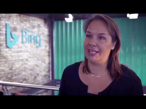 Saskia Baneke from IProspect Netherlands on being a #Bingpartner and Digital Transformation