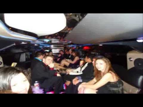 Glenda Dawson High School Prom SUV Limos and Limousines