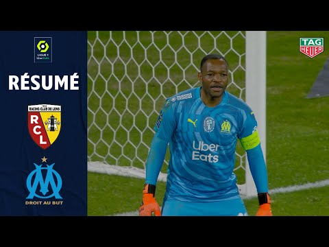 Lens Marseille Goals And Highlights