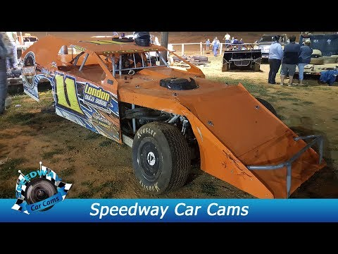 #11 Jamie Mosley - Open Wheel - 9-3-17 Tazewell Speedway - In Car Camera