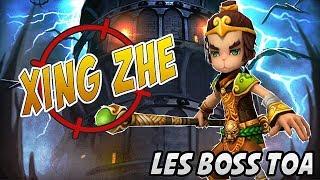 TARGET XING ZHE - Summoners War