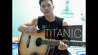 TITANIC My heart will go on (fingerstyle guitar)gitar akustik