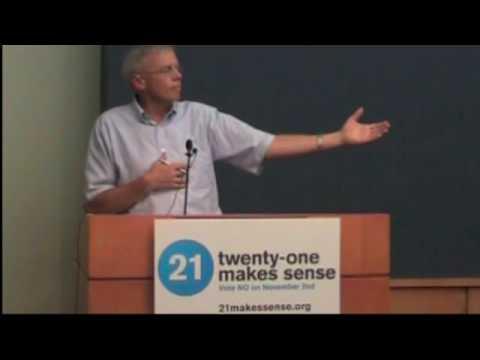 Nick Westergaard & John Balmer on 21 Makes Sense -...