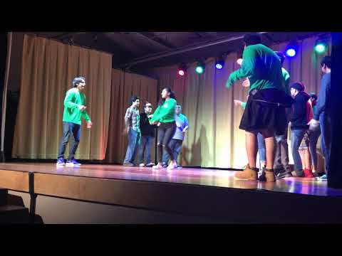 Lapwai High School Drama Production: April 11-12, 2018