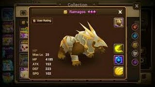 summoners war warbear b6 gigante