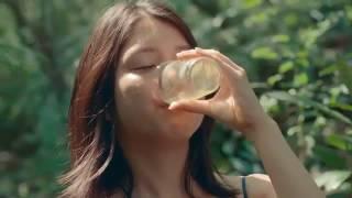 2016年5月に公開されたユーグレナ社の新CM。石垣島の自然溢れる森林で女...