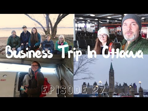CAPS CONVENTION IN OTTAWA & HITTING THE ROAD AGAIN! // EFRT EP 27