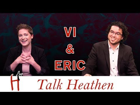 Talk Heathen 03.49 With Eric Murphy & Vi La Bianca