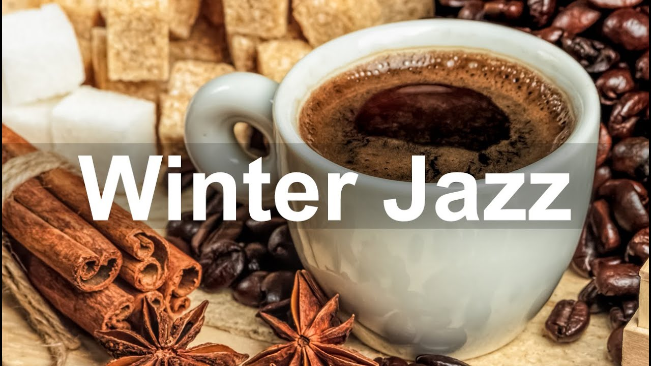 Smooth Winter Jazz - Positive Jazz Coffee Instrumental Music for Elegant December