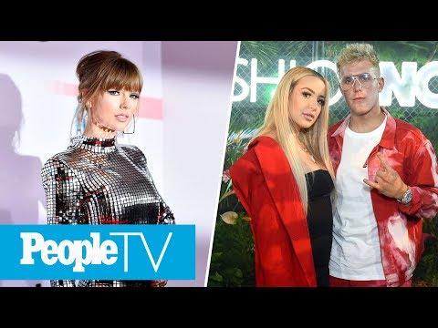 Jake Paul & Tana Mongeau On Wedding Date, Kelly Clarkson's Advice For Taylor Swift   PeopleTV