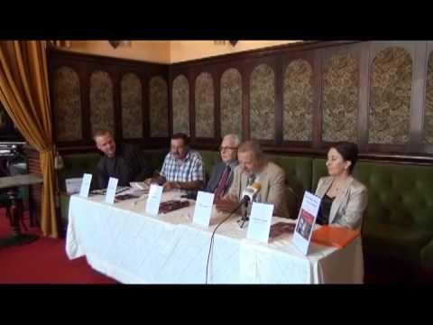 Cierpienie niewinnych   konferecnja prasowa