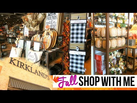 shopping-at-kirkland's-for-fall-home-decor-|-kirklands-fall-shop-with-me-2017-|-page-danielle