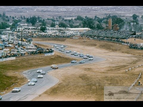 NASCAR at Riverside International Raceway - 30 Years Later