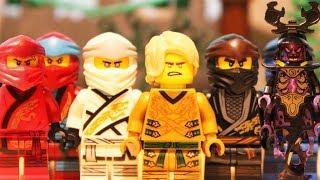 LEGO Ninjago An Unnatural Legacy - Episode 8: Endings and Be...