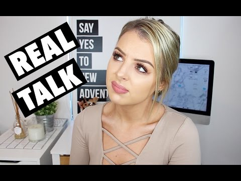 LETS TALK: BODY IMAGE, SOCIAL MEDIA & GROWING UP!