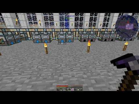 Let's Play Modded Minecraft Ep. 50: Uranium and Iron Ore Processing Upgrades!