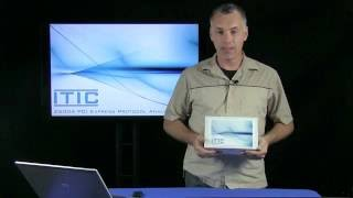 ITIC 2500A PCI Express Protocol Analyzer Demo