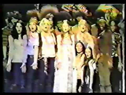 HAIR 1969 Tony Awards