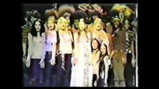 HAIR 1969 Tony Awards