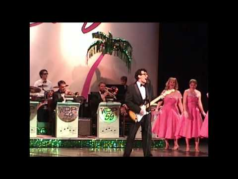 Buddy Holly Tribute performing Maybe Baby
