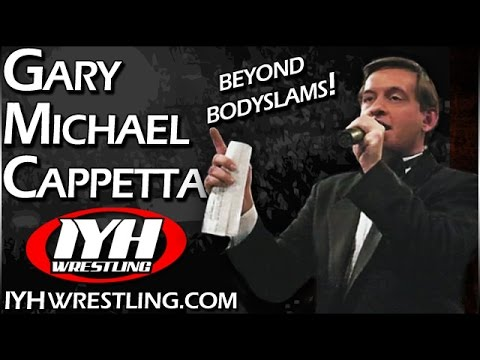 Gary Michael Cappetta 2016 wrestling shoot interview In Your Head podcast