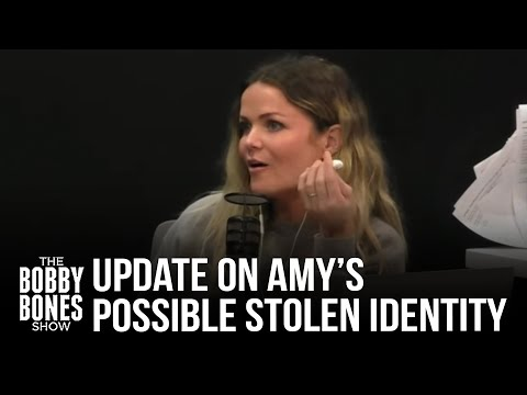 Amy Shares The Latest Update On Her Possible Stolen Identity