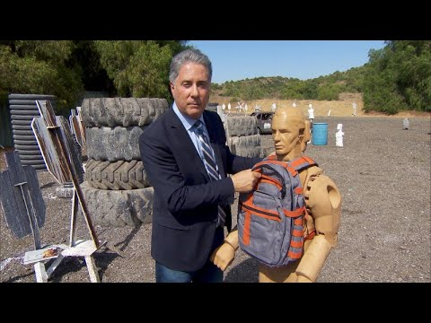 Jo Jo - Parents, Info About Bullet Proof Backpacks!