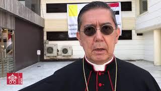Cardinal Ayuso praises Pope's meeting with Iraq's Grand Ayatollah