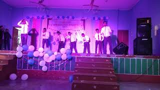 Lazy dance choreographed by PDC || Mashup songs || purwanchal dance club || ERC