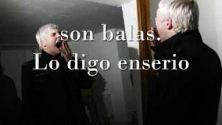 demolition lovers - my chemical romance ( traduccion )