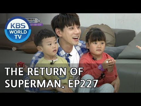 The Return of Superman | 슈퍼맨이 돌아왔다 - Ep.227: Which Star Are You From? [ENG/IND/2018.06.03]