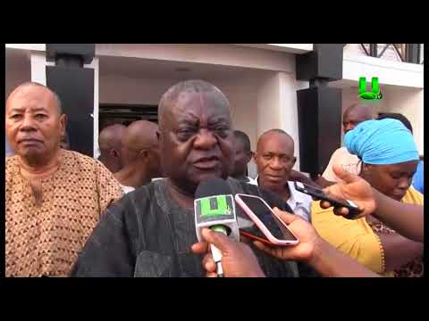 Leave Akuapem Palace In 24hrs - Akuapem Traditional Council Tells National Security #UTVNEWS